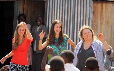 My first week volunteering in Kenya – by Flore from Belgium
