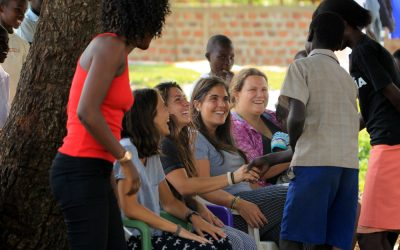 These students and people will change my life – by Danielle from the U.S.