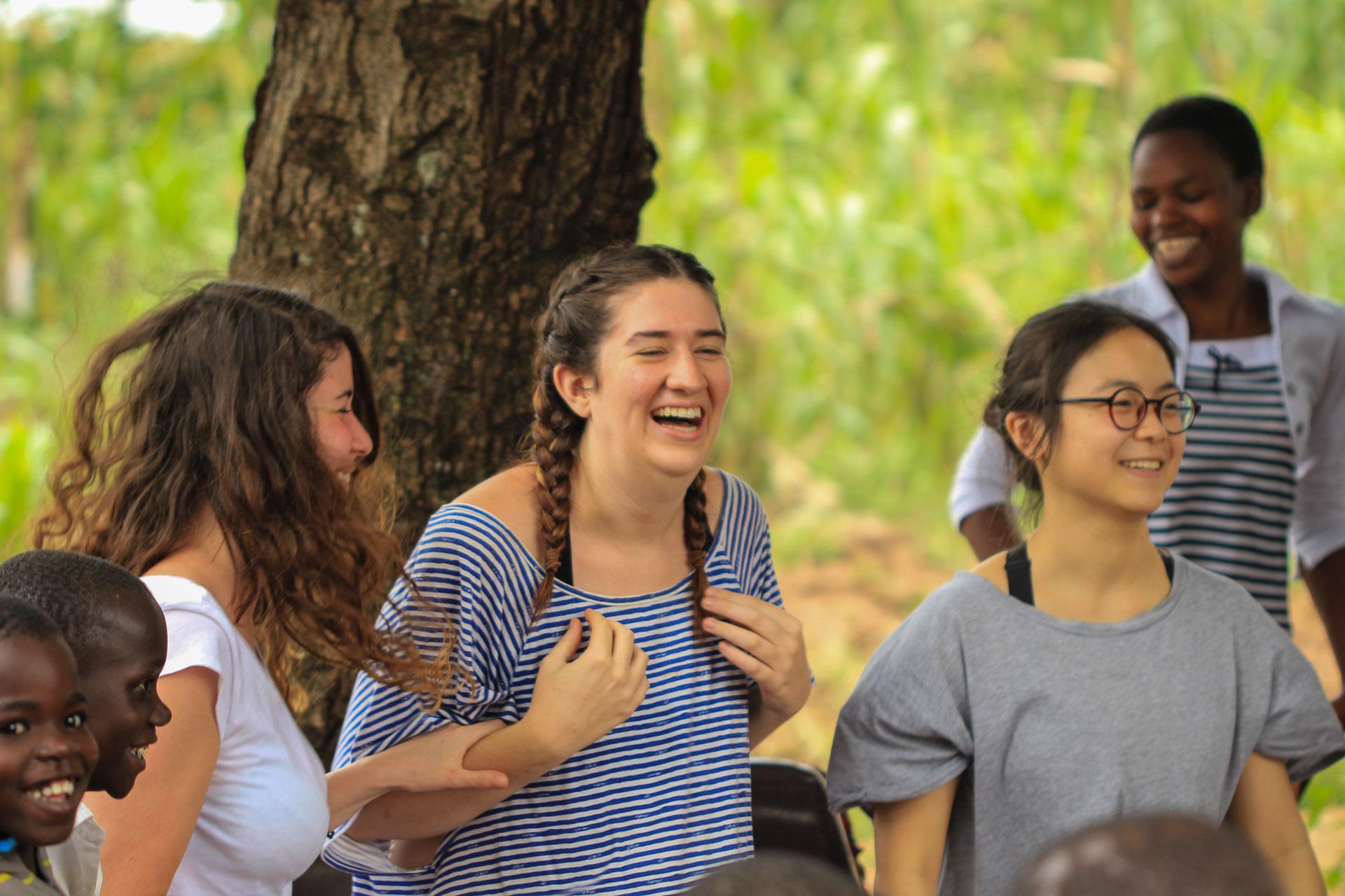 Volunteer in Kenya: Truly inspiring – by Freda from China