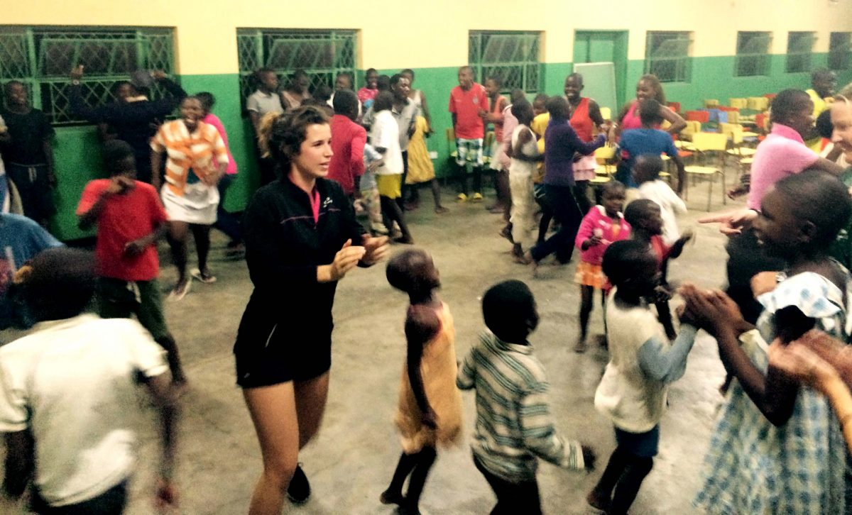 $3,146 | Pizza party for the orphans!