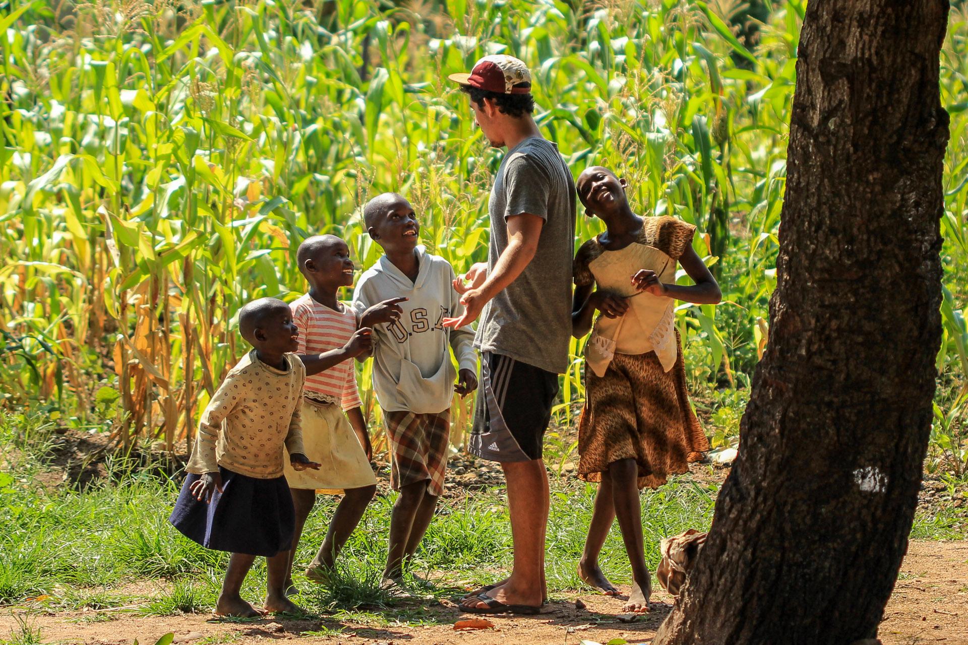 Volunteer in Kenya – True friendships by Justin from the U.S.
