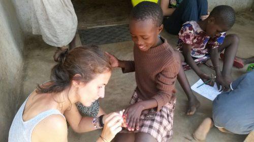 Volunteer in Kenya