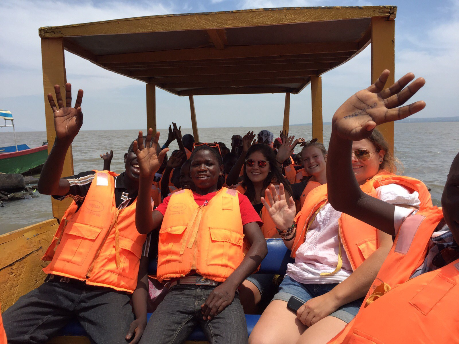 A Typical African Adventure – by Nicky from Belgium