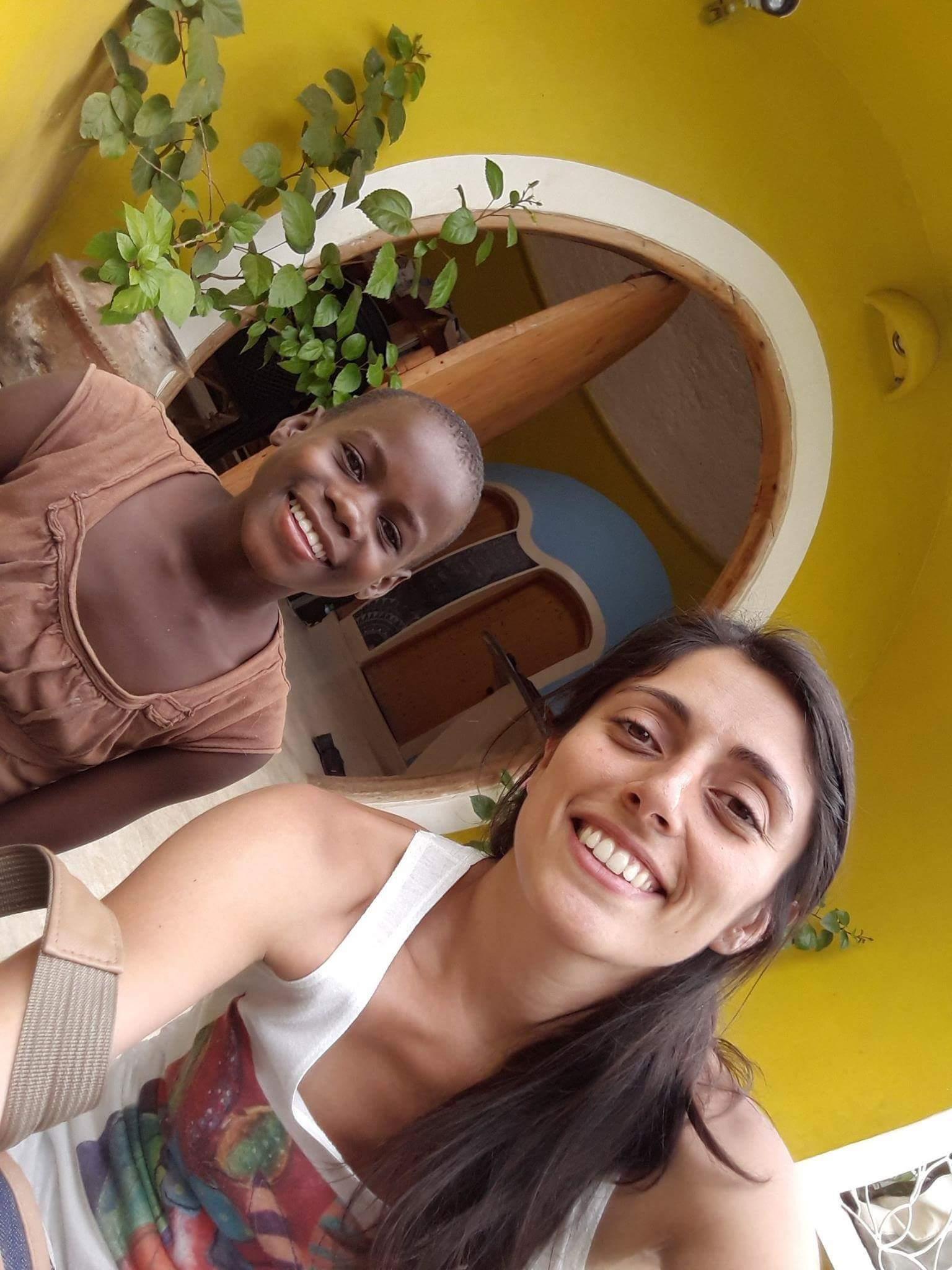 Korando will always be in my heart! By Sofia from Argentina