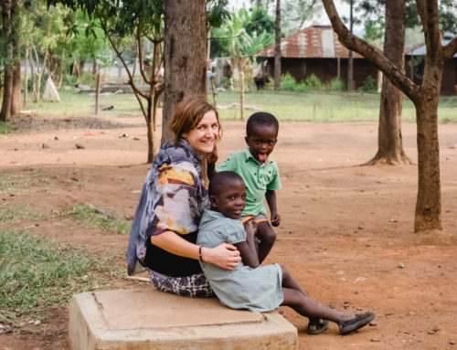 Family is about compassion – by Vera from Germany