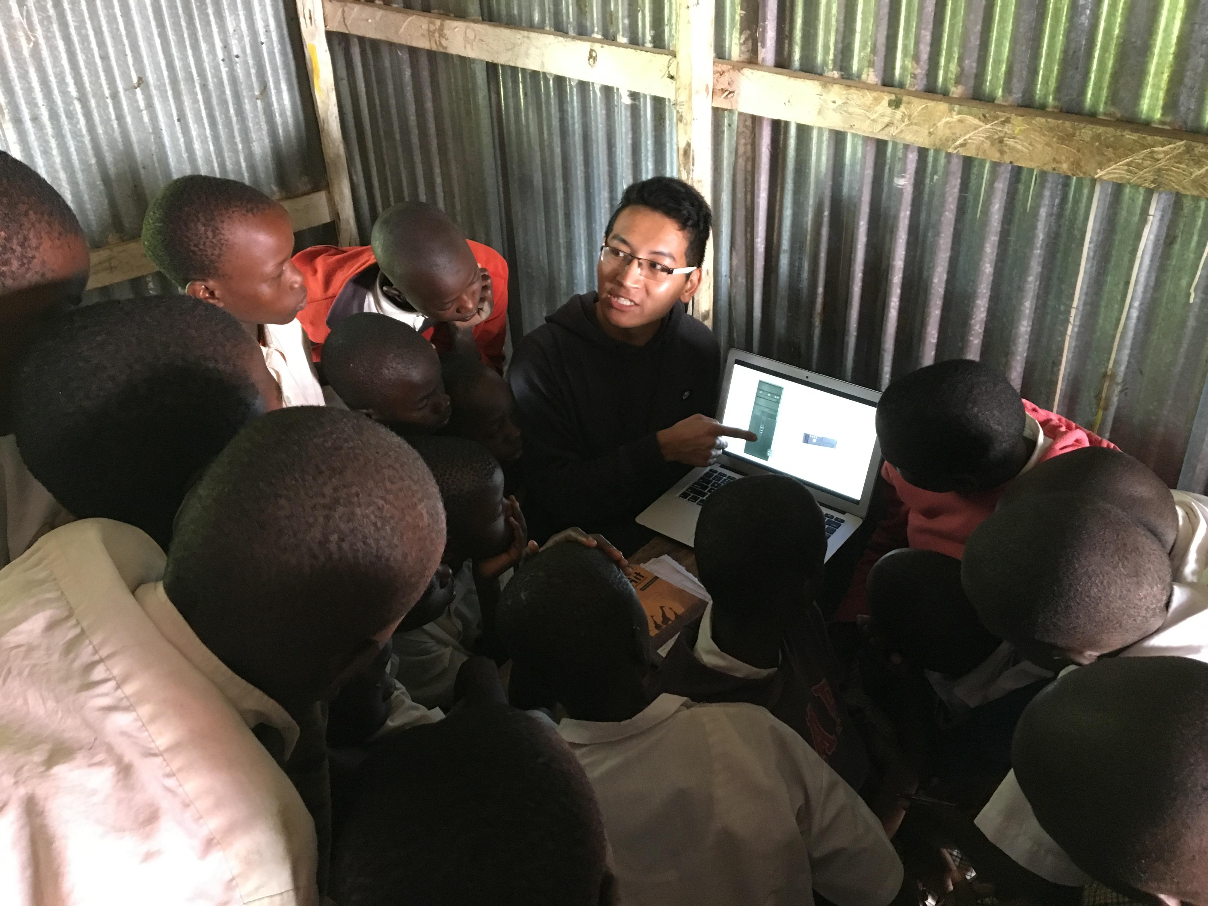 My first teaching experience in Korando – by Tsewang from Nepal