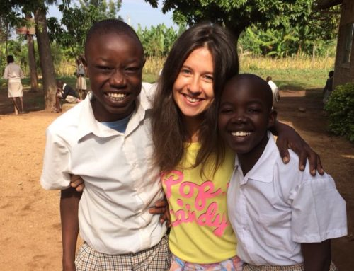 A new family in Kenya – by Khristina from Russia