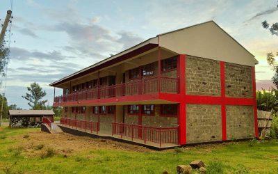 New School opens in January!