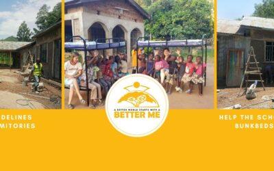 Spendenaktion für das Korando Bildungscenter