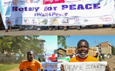 Promoting Peace and Cohesion in Kisumu's Communities