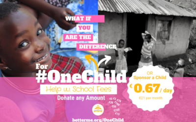 Be the Difference for #OneChild Campaign